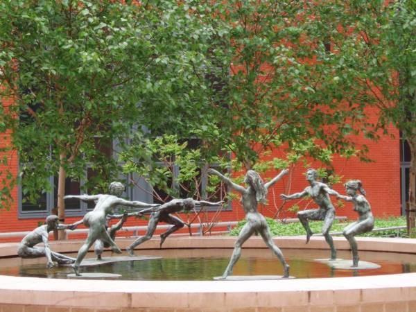 Dancing Circle Belfield 3